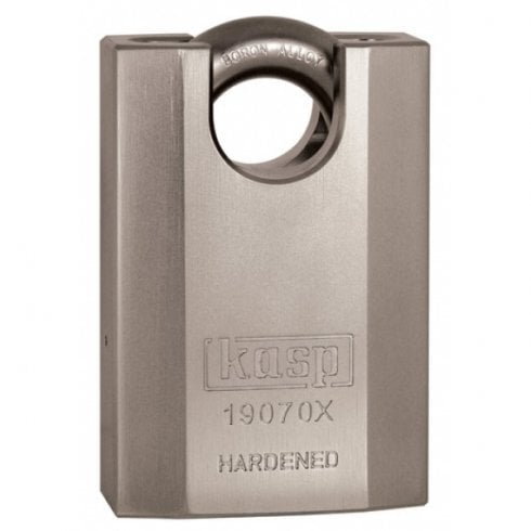 Kasp K19070XD High Security Insurance Padlock 70mm Close Shackle