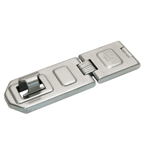 Kasp K260190D Disc Lock Hasp & Staple - 190mm