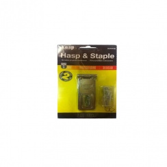 Kasp Hasp and Staple - 75mm - K21075D