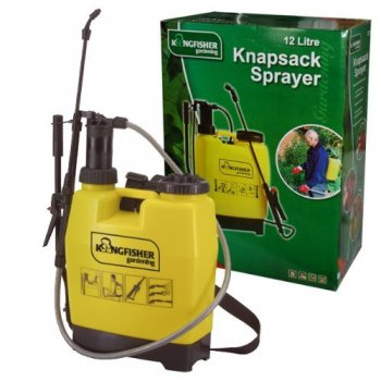 Kingfisher Gardening KINGFISHER KNAPSACK SPRAYER 12LTR ps4012
