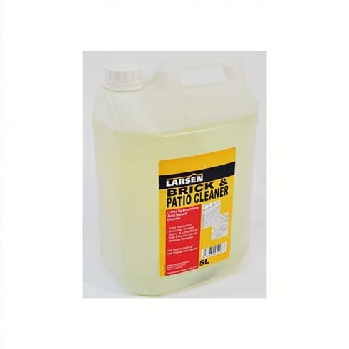 Larsen BRICK U0026 PATIO CLEANER 5 LITRES