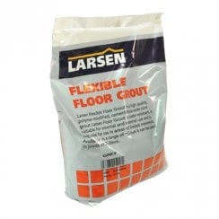 Flexible Floor Grout - GREY - 3KGS