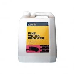 Larsen Pink Waterproofer 5L