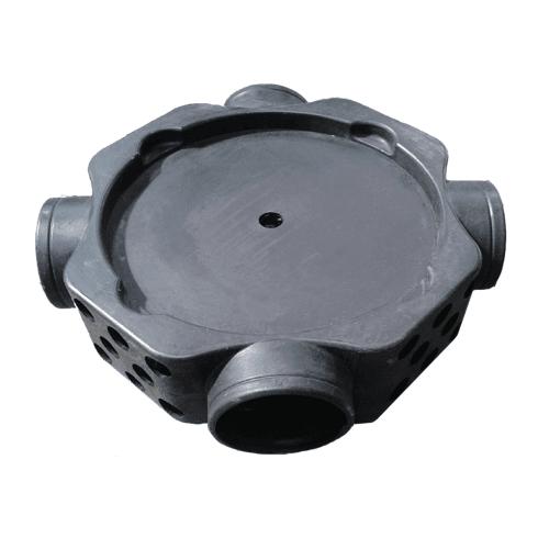 Laydex Radon Gas Sump Unit (110mm Spigots) IE