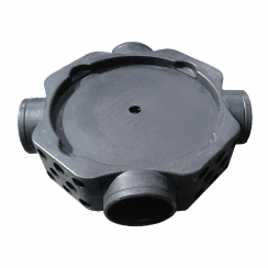 Radon Gas Sump Unit (110mm Spigots) IE