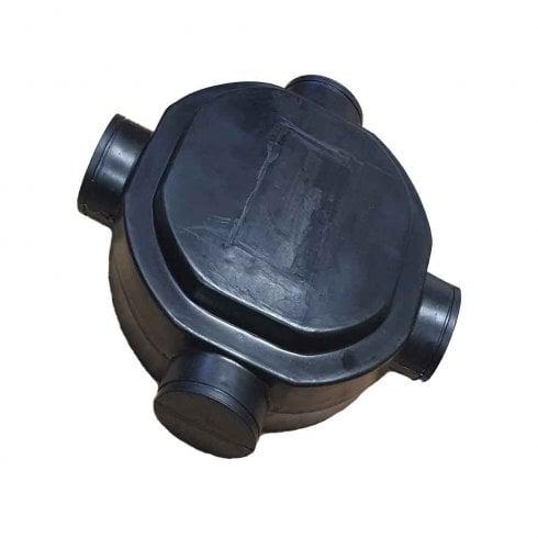 Laydex Radon Gas Sump Unit (110mm Spigots)
