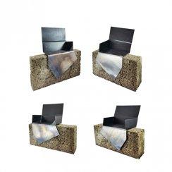 Lead Preformed Cavity Tray (Cavity Tray/Starter Tray)
