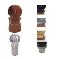 Spinner Chimney Cowl - Various Styles