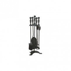 Manor Companion Set 550mm Black 1065