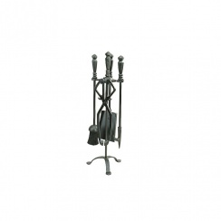 MANOR COMPANION SET TEMPLE BLK  349449