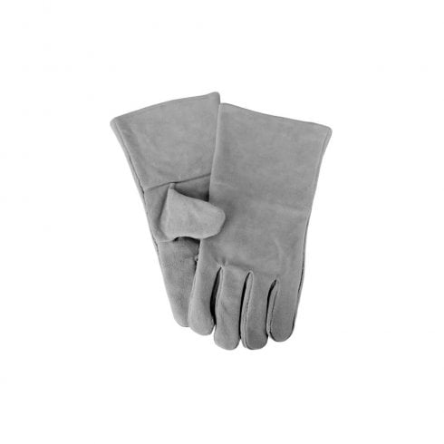 Manor Fireside Gloves - GREY
