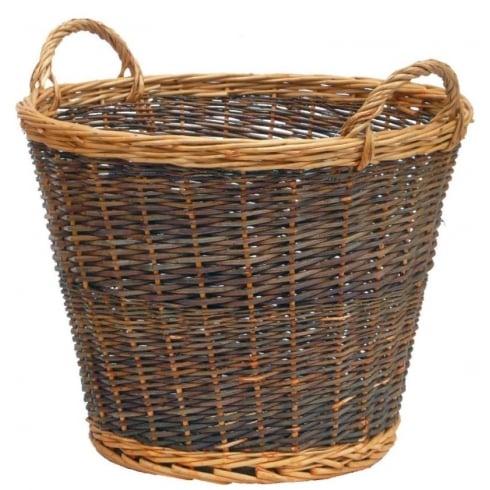 Two Tone Large Basket
