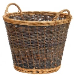 Two Tone Large Basket