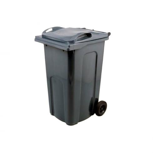 MGB Plastics 240L Wheelie Bin - Black