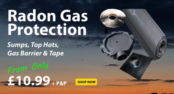 Radon Protection Banner