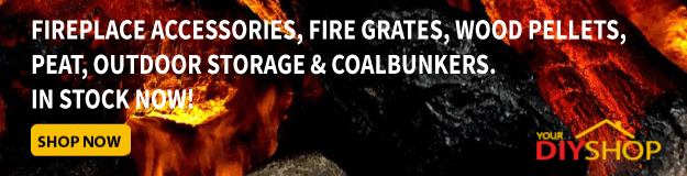 Coal Bunkers, Fire Grates, Wood Pellets & Peat Briquettes