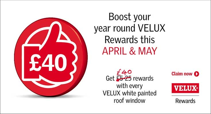 Velux April May Promotion