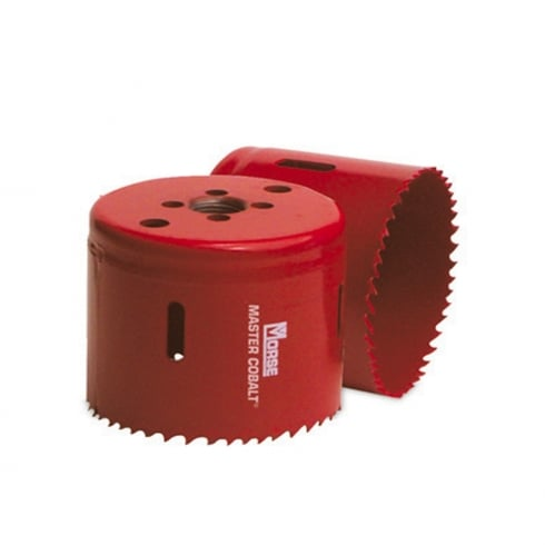 Morse Holesaw in Various Sizes