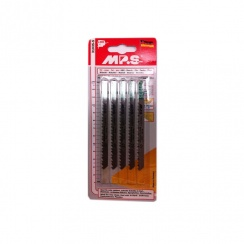MP.S Jigsaw Blades Wood (Pack of 5) 31035-5
