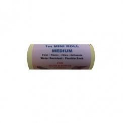 National Abrasives Yellow Aluminium Oxide Sandpaper - 1m Roll x 115mm