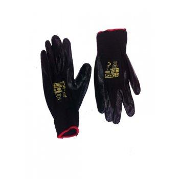 Nite Star Click 2000 Safety Glove - Black - Size 9 (L)