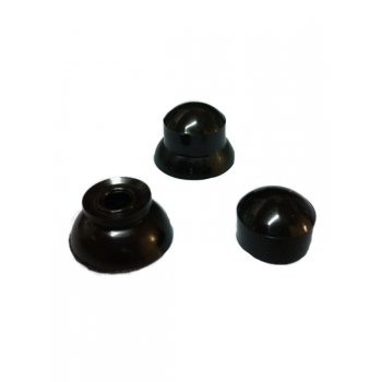 Olympic Fixings 28mm Roofing Washers and Caps - Pack of 100 (2)