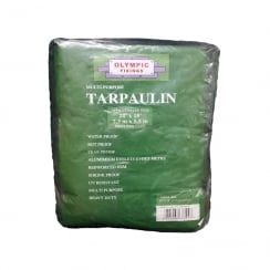 Multi Purpose Tarpaulin - Heavy Duty Green