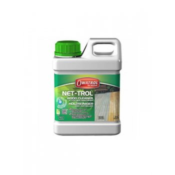 Owatrol Net-Trol Wood Cleaner & Colour Restorer 2.5 L