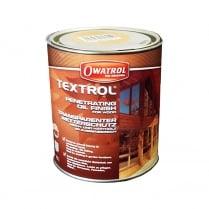 Owatrol Textrol Penetrating Oil Finish for Wood - Golden Oak