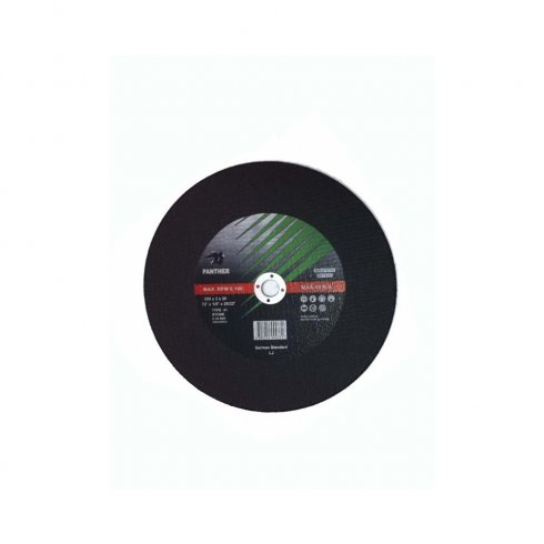 "Panther Quality Products 4"" STONE CUTTING DISKS  FLAT"