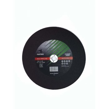 "Panther Quality Products Stone Cutting Disc 4 1/2"" Flat"