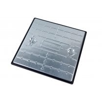 PC7BG Clark Drain Galvanised Steel Cover and Polypropylene Frame