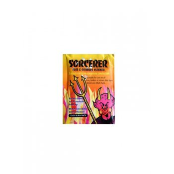 SORCERER FLUE CHIMNEY CLEANER 90G 0096