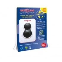 Slimline Pest Repeller for Large House