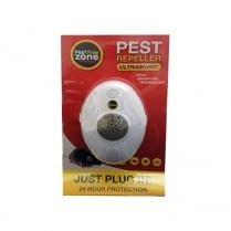 PEST FRE REPELLER ULTRASONIC DUAL WAVE