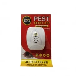 PEST FREE PEST REPELLER  ULTRASONIC