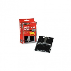 Pest Stop Easy Setting Metal Rat Trap PSESRT