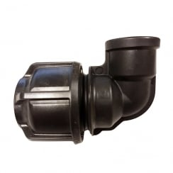 Philmac Female Elbow Connectors (Pol x FI) - plus Liner Various Sizes