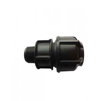 Male Straight Adaptor - Various Sizes