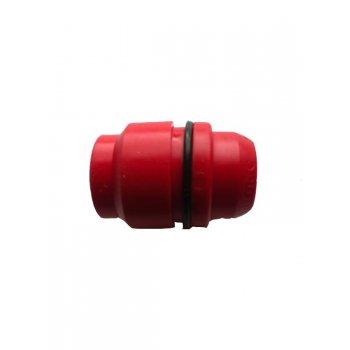 "Philmac MDPE Insert Adaptor Red 20mm (1/2"") 93002"