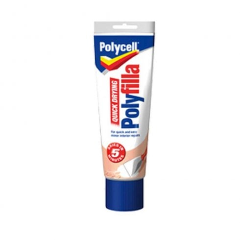 Polycell Polyfilla Quick Drying 330g Tube