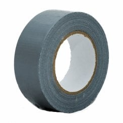 Cloth Tape - Silver 48mm x 50m