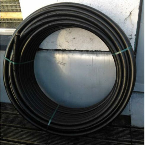 Cable Ducting Black 38mm (5, 10, 25, 50 & 100 Meters)