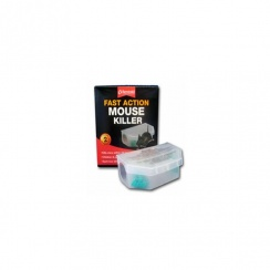 Rentokil Fast Action Mouse Killer (Pack of 2) PSF135
