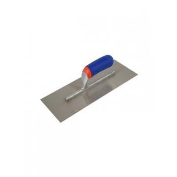 "RST Rollins Tools RST Finishing Trowel Stainless Steel 14""x4 3/4"" RTR14SSD"