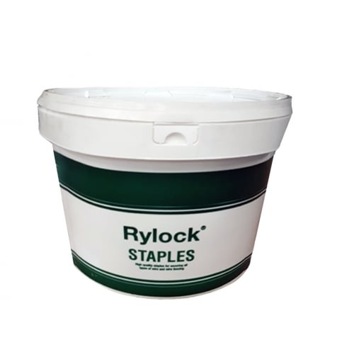 Galvanised Staples 40mm - 20kg Tub