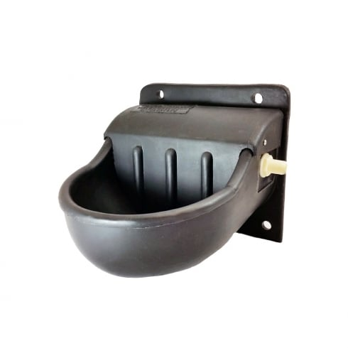 SFS Plastics - Moulding & Fabrication 4 Litre Bowl Drinker - Wall Mounted