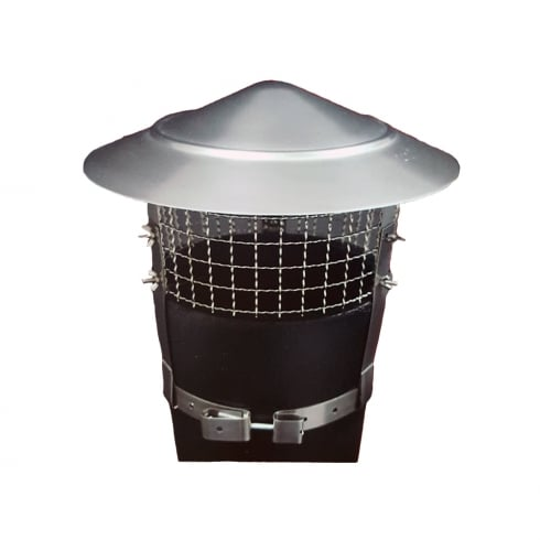 SHL Distributors Anti Bird/Anti Rain Chimney Cowl