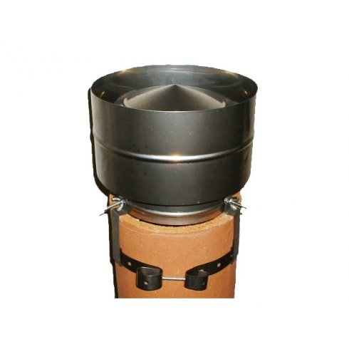 Static Anti Downdraught Chimney Cowl