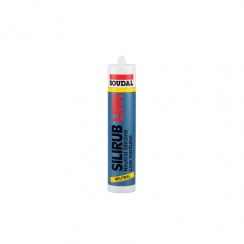 SOUDAL FIXALL SILIRUB 2 CLEAR  310ML 102384